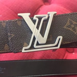 Louis Vuitton Mens Belt